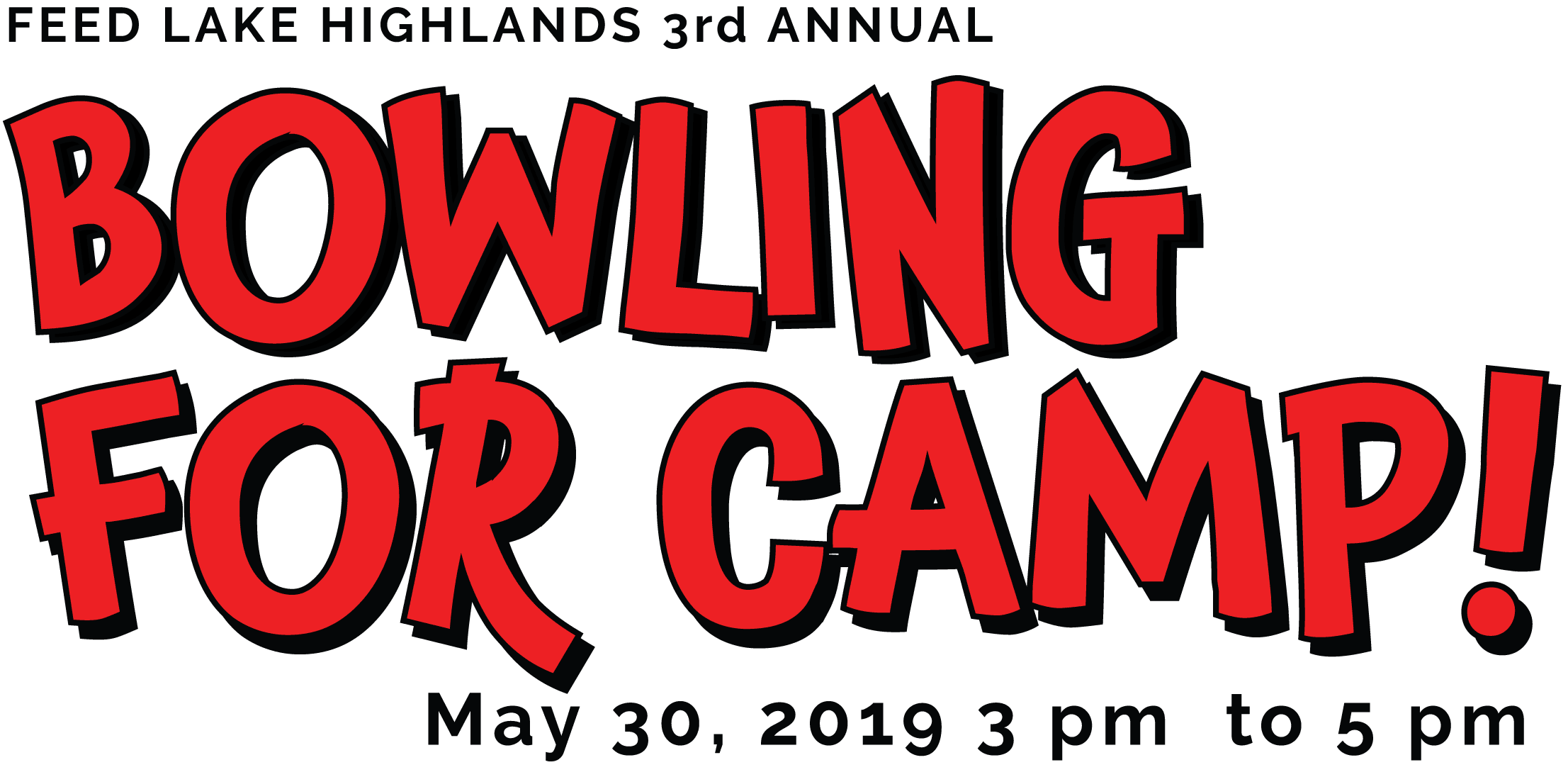 Bowling for Camp Feed Lake Highlands